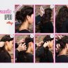 Easy hairstyles for long hair step by step