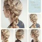 Easy school hairstyles for long hair