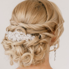 Elegant bridal hairstyles