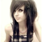 Emo layered haircuts
