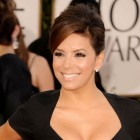 Eva longoria wedding hair