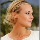 Everyday hairstyles for medium hair