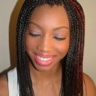Extension braids hairstyles
