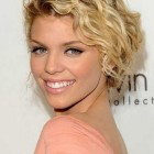 Fashionable short haircuts for women 2014
