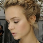 Full braided hairstyles