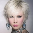 Funky short haircuts for women