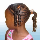 Girls braids