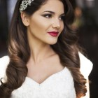 Glamour wedding hair
