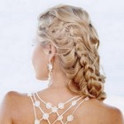 Grad hairstyles for long hair