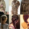 Hair braided hairstyles