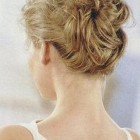 Hair up styles for short hair