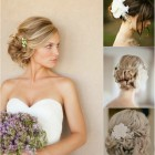 Hair wedding styles