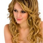 Haircut styles for long curly hair