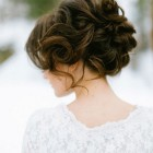 Hairstyle for bride 2014