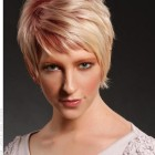 Hairstyle pixie cut