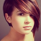 Hairstyles and colors for short hair
