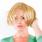 Hairstyles for growing out hair