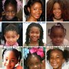 Hairstyles for little black girls with short hair