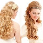 Hairstyles for long hair down