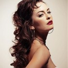 Hairstyles for long hair up styles