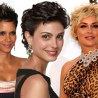 Hairstyles for short curly hair 2014