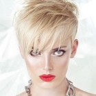 Hairstyles for short women