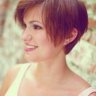 Hairstyles for thick short hair