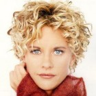 Hairstyles short curly hair women