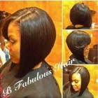 Hairstyles with weave