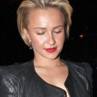 Hayden panettiere short haircut