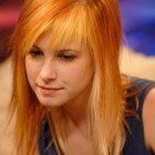 Hayley williams haircut
