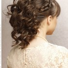 Homecoming hairstyles for medium hair