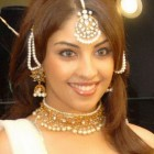 Indian wedding hair accessories
