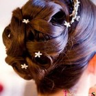 Indian wedding hair styles