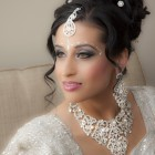 Indian wedding hairstyles pictures