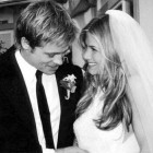 Jennifer aniston wedding hair