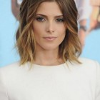 Latest celeb hairstyles 2015