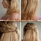 Latest fashion hairstyles