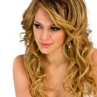 Latest hairstyles in long hair