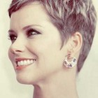 Latest short hairstyle for women 2015