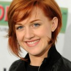 Latest short hairstyles for women 2014