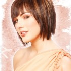 Layered haircut short hair