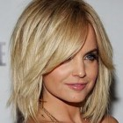 Layered haircuts medium