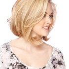 Layered hairstyles for fine hair