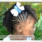 Lil black girls hairstyles