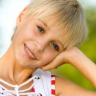 Little girls pixie haircuts