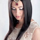 Long black hair styles