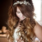 Long bridal hairstyles