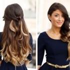 Long hair styles 2015