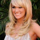 Long hairstyles with layers 2015